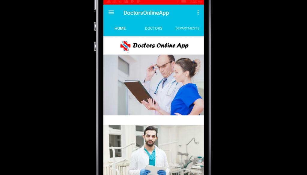 Doctors Online App – iOS App