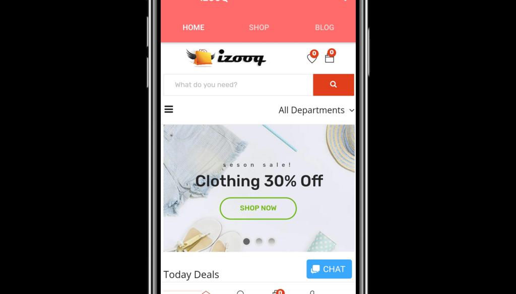 izooQ – iOS App