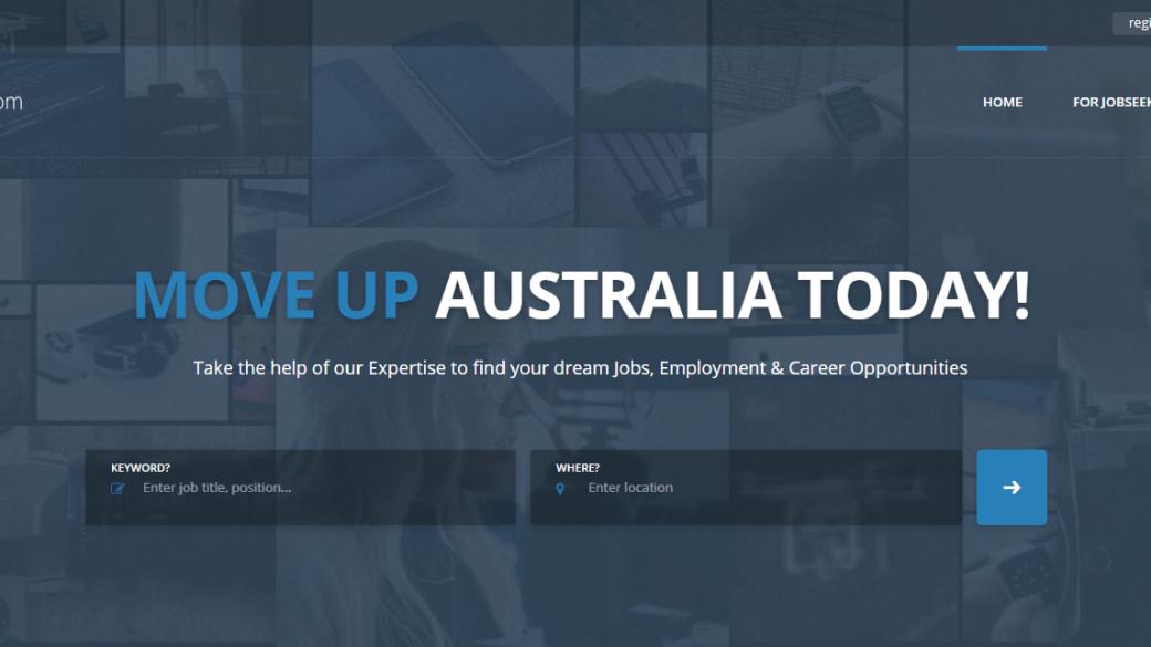 search australian jobs